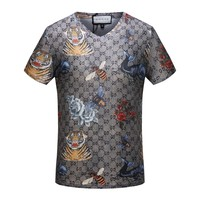 gucci men t shirt d004