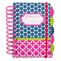3C4G My Busy Life Planner - Initially Yours (36115)