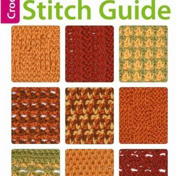 Tunisian Crochet Stitch Guide