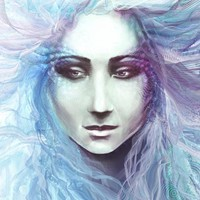 A Face of Many Worlds by Olivia Curry