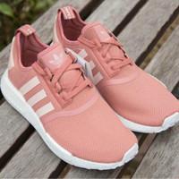 """Adidas"" Women Fashion Trending Running Sports Shoes pink"