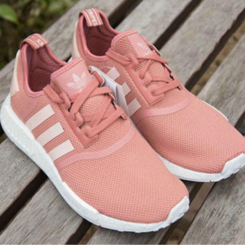 """Adidas"" Women Fashion Trending Running Sports Shoes Sneakers pink"