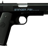 Crosman Stinger P311 Airsoft Pistol (Black)