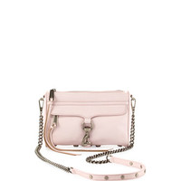 Rebecca Minkoff Collection Mini MAC Crossbody Bag, Pale Pink (Stylist Pick!)