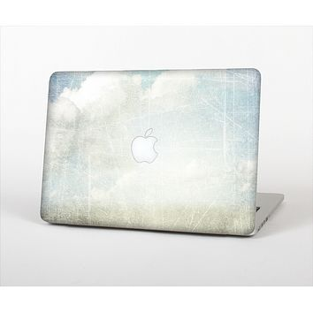 "The Vintage Cloudy Scene Surface Skin Set for the Apple MacBook Pro 13"" with Retina Display"