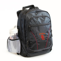 USC Trojans NCAA 2-Strap Stealth Backpack