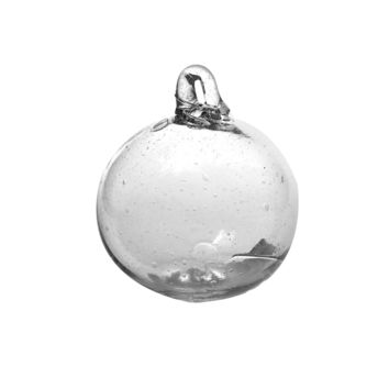 Small Glass Ornament