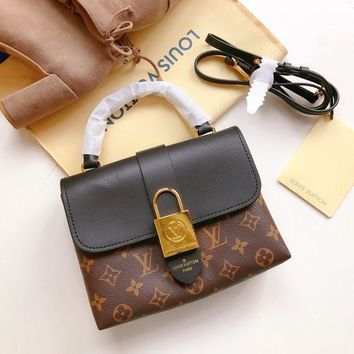 Louis Vuitton LV Top Handles Shoulder Bag  11/23