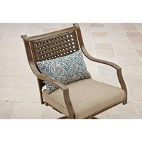 Better Homes and Gardens Lynnhaven Park 3 Piece Outdoor Chat Set - Walmart.com