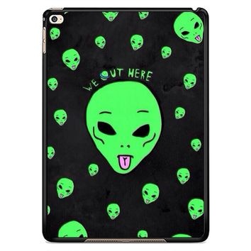 Alien We Out Here X4148 iPad Air 2  Case