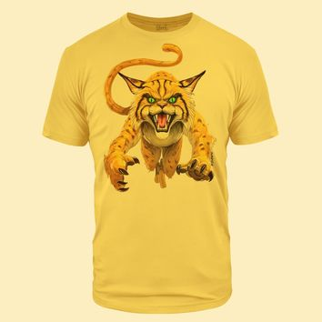 Wildcat Banana Cream Tri Blend T-Shirt