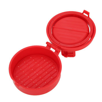 Stuffed Burger Press Hamburger Grill BBQ Patty Maker