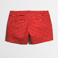 "Factory 5"" printed stretch chino short - AllProducts - FactorySale's Clearance - J.Crew Factory"
