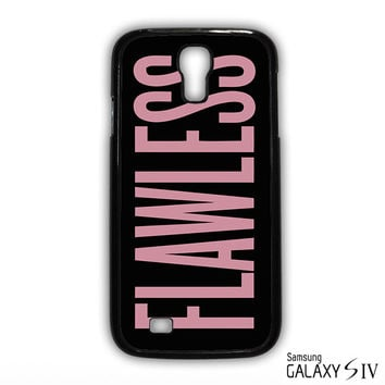 Beyonce Flawless Pink Album for phone case Samsung Galaxy S3,S4,S5,S6,S6 Edge,S6 Edge Plus phone case