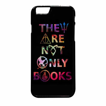 They Are Not Only Book Cover iPhone 6 Plus Case