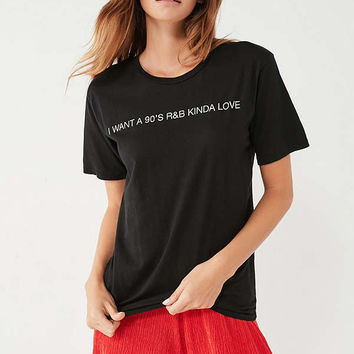 Project Social T '90s Love Tee | Urban Outfitters