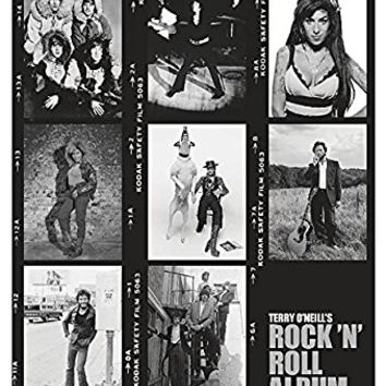 Terry O'Neill's Rock 'n' Roll Album Abridged