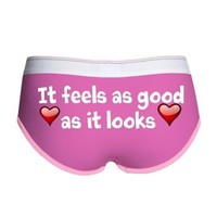 Feels As Good It Looks By J3ll3y Women's Boy B> Pajama's, Underwear &> The Afterlife Online Clothing
