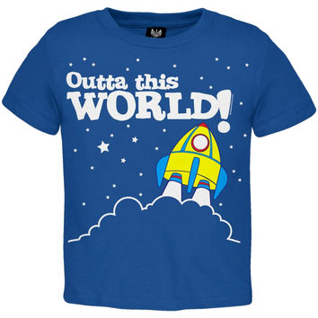 Out Of This World Toddler T-Shirt