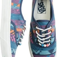 VANS AUTHENTIC SLIM SHOE | Swell.com