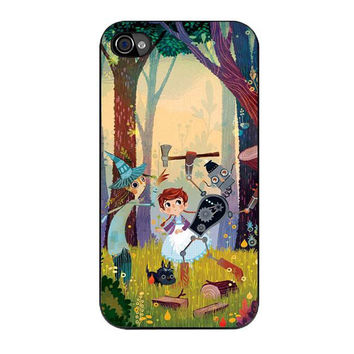 the wonderful wizard of oz iPhone 4 4s 5 5s 5c 6 6s plus cases