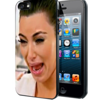 Kim Kardashian Crying Samsung Galaxy S3 S4 S5 Note 3 , iPhone 4 5 5c 6 Plus , iPod 4 5 case