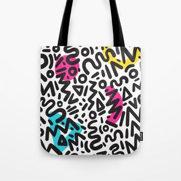 looking glass Tote Bag by Matthew T. Wilson