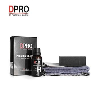DPRO Super Ceramic Car Coating 9H Crystal Liquid Glass Hydrophobic Coating 30ml paint Care Car Polish Coating Polishing Kit