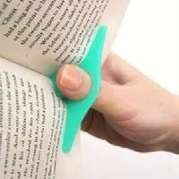 Thumb Convenient Multifunction Book Holder Bookmark Finger Ring Book Markers for Books Stationery Glifts