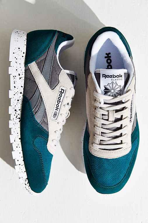 Reebok Classic Leather SM Running Sneaker from Urban Outfitters badf4a41af