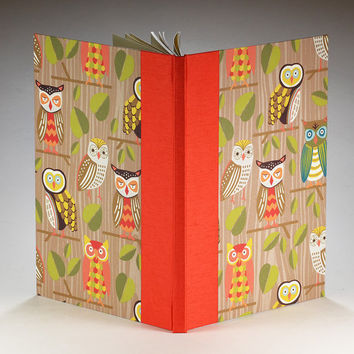 Baby  Keepsake Memory Book WISE OWL