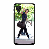 One Direction Harry Styles Hello Nexus 5 Case