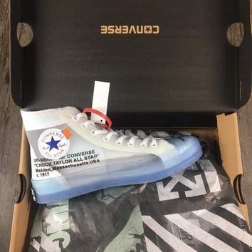 OFF-White-x-Converse-Chuck-Taylor-All-Star size 9.5