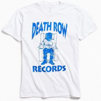 Death Row Records Tee | Urban Outfitters