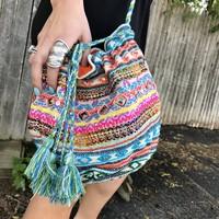 Beach Babe Bucket Bag