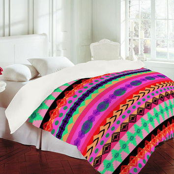 DENY Designs Home Accessories | Amy Sia Tribal Stripe Duvet Cover
