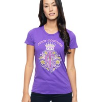 Juicy Royal Tee by Juicy Couture,