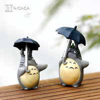 Anime My Neighbor Totoro micro fairy garden miniatures decoration figurine action figure doll house DIY accessories movie props Alternative Measures