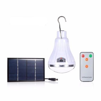 20 LED Solar Power Light