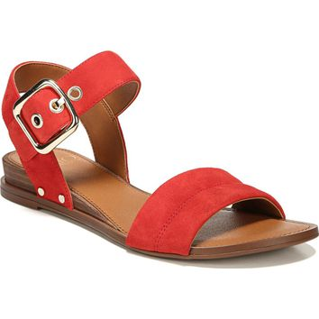SARTO by Franco Sarto Patterson Low Wedge Sandal (Women) | Nordstrom
