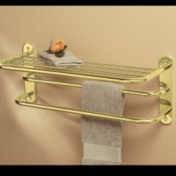 Brass Towel Racks - TowelRACKED.com