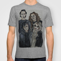The Pretty and the Reckless T-shirt by Lucas David | Society6