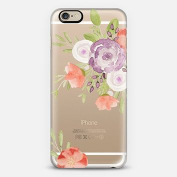 Floral Bouquet iPhone 6 case by quinn luu | Casetify
