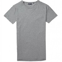 Bravesoul Long Line Short Sleeve T-Shirt - SALE | Shop for Men's clothing | The Idle Man