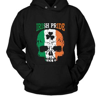 DCCKL83 Irish Pride Hoodie Two Sided