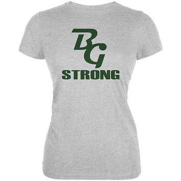 Bowling Green Strong Funny Juniors Soft T Shirt