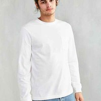 UO Long-Sleeve Pocket Tee