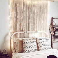 Woven Wall Hanging/ Above Bed Decor/ Wall Tapestries/ Shabby Chic Wall Decor/ Boho Wall Hanging/ Woven Tapestries/ Boho Home Decor/ Wall Art