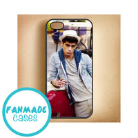 Zayn Malik car iPhone 4/4s 5/5s/5c & iPod 4/5 Rubber Case