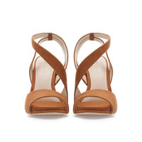HEELED STRAPPY SANDALS - Woman - New this week | ZARA United States